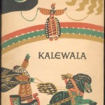 16 Illus. by M. Bylina for Polish edition of Kalevala- 1958