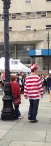 Waldo Sighting