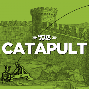 the catapult podcast image